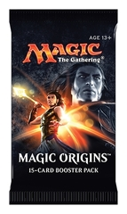 Magic Origins Booster Pack on Channel Fireball