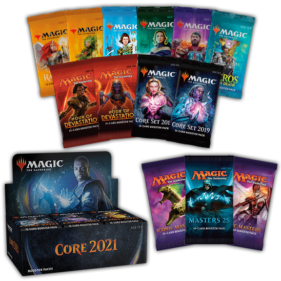 Core Set 2021 Booster Crate