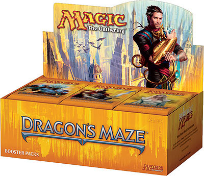 Dragon's Maze Booster Box