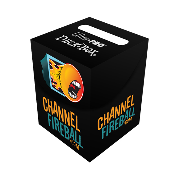 ChannelFireball PRO 100+ Deck Box