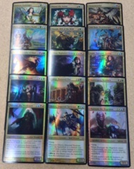 Commander 2013 Oversized Cards - Complete Set