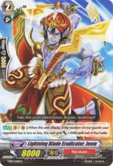 Lightning Blade Eradicator, Jeem - TD09/008EN on Channel Fireball
