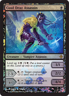 Guul Draz Assassin (Rise of the Eldrazi Buy-a-Box Promo)