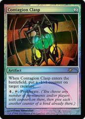 Contagion Clasp (FNM Foil)
