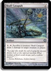 Skull Catapult on Channel Fireball
