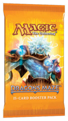 Dragon's Maze Booster Pack on Channel Fireball