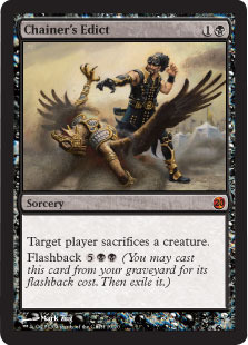 Chainers Edict - Foil