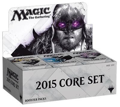 Magic 2015 Booster Box
