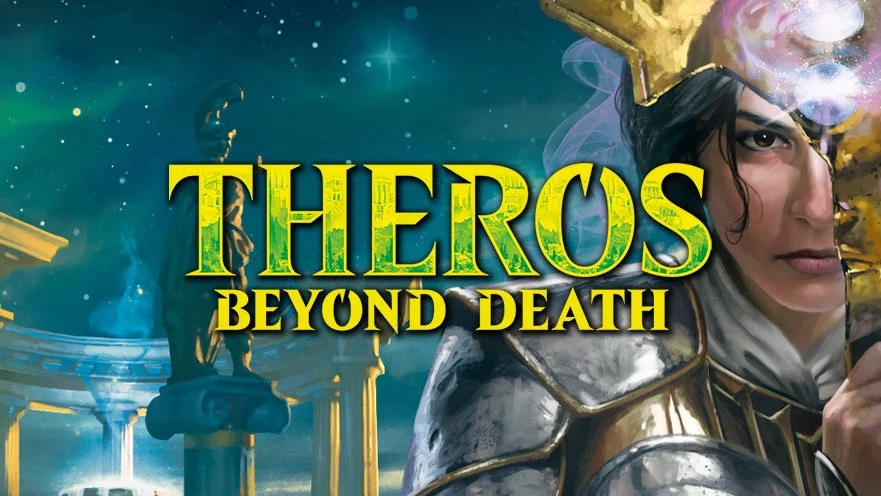 Theros: Beyond Death Prerelease - 1/19 Sunday 11AM