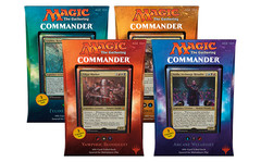 Commander 2017: Set of Four on Channel Fireball