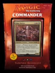 Commander 2017: Vampiric Bloodlust on Channel Fireball