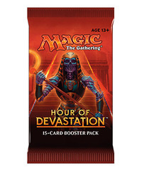 Hour of Devastation Booster Pack on Channel Fireball