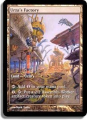 Urza's Factory (Extended Art)