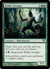 Wolfir Avenger