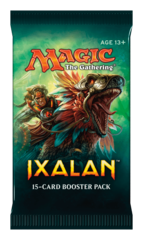 Ixalan Booster Pack on Channel Fireball