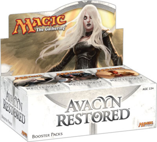 Avacyn Restored Booster Box