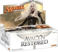 Avacyn Restored Booster Box on Channel Fireball