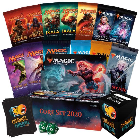 Core Set 2020 Booster Crate