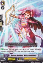 Battle Maiden, Shitateruhime TD13/007EN on Channel Fireball