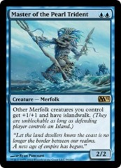 Master of the Pearl Trident - Foil