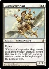 Galepowder Mage on Channel Fireball