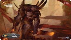Grand Prix San Jose 2015 Playmat - Brutal Hordechief