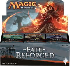 Fate Reforged Booster Box on Channel Fireball