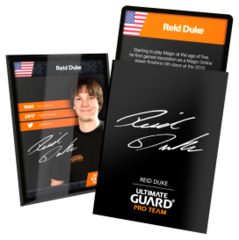 Ultimate Guard Pro Team Sleeves - Reid Duke (100 ct.)