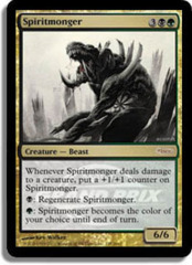 Spiritmonger (Grand Prix Foil)