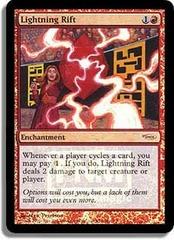 Lightning Rift (FNM Foil)