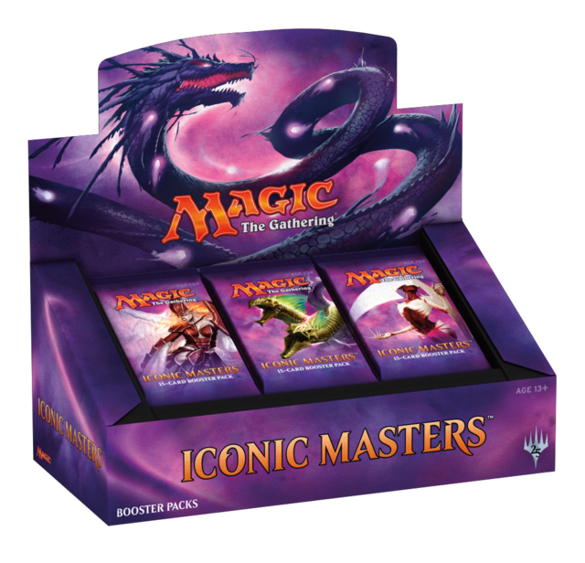 Iconic Masters Booster Box