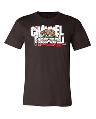 ChannelFireball T-Shirt - California on Channel Fireball
