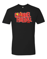 ChannelFireball T-Shirt - China on Channel Fireball