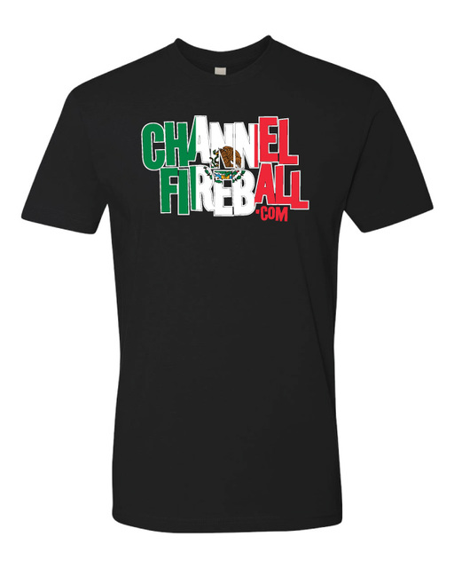 ChannelFireball T-Shirt - Mexico