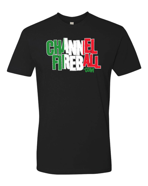 ChannelFireball T-Shirt - Italy
