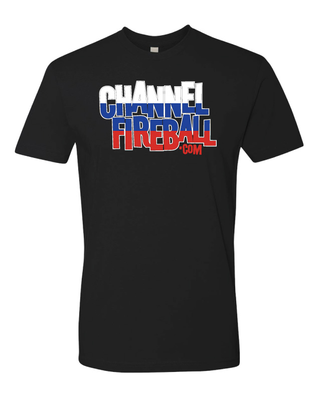 ChannelFireball T-Shirt - Russia
