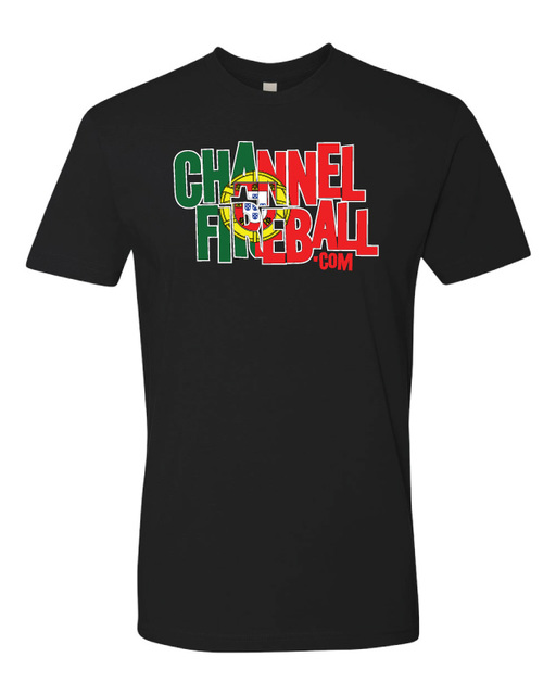 ChannelFireball T-Shirt - Portugal