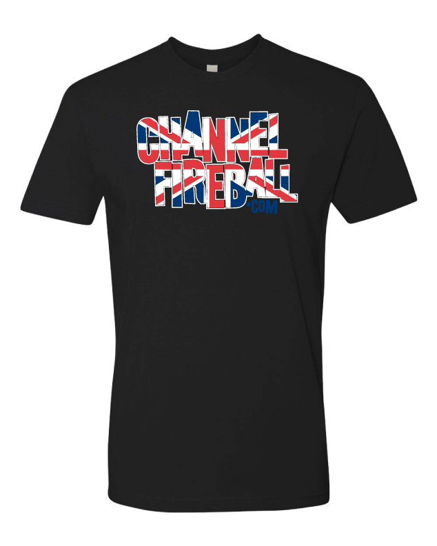 ChannelFireball T-Shirt - United Kingdom