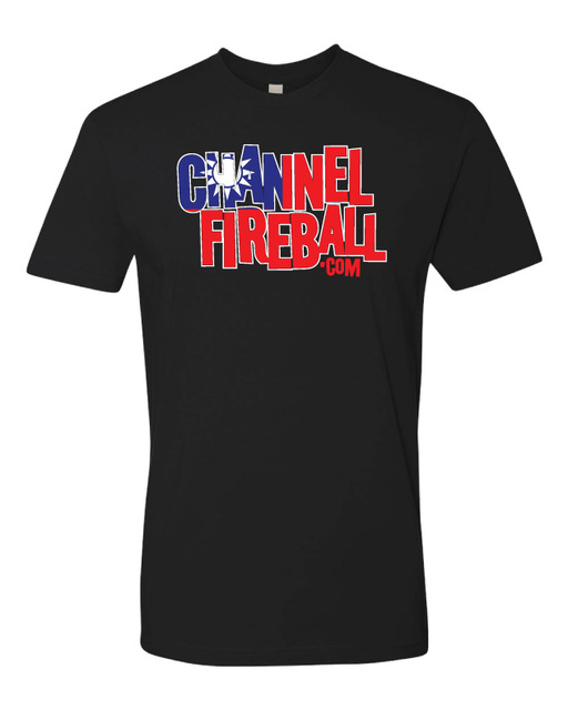 ChannelFireball T-Shirt - Taiwan
