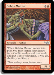 Goblin Matron on Channel Fireball