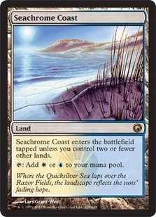 Seachrome Coast - Foil