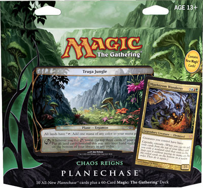 Planechase 2012 Game Pack: Chaos Reigns