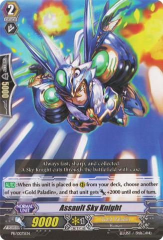 Assault Sky Knight – PR/0075EN