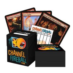 Pauper Legends: Burn on Channel Fireball