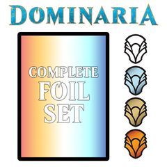Dominaria Complete Set - Foil on Channel Fireball