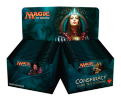 Conspiracy: Take the Crown Booster Box on Channel Fireball