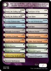 Eldritch Moon Checklist Card (CH1)