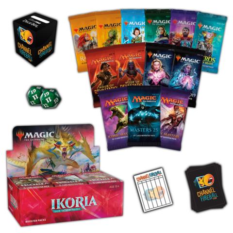 Ikoria: Lair of Behemoths Booster Crate