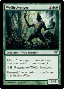 Wolfir Avenger - Foil