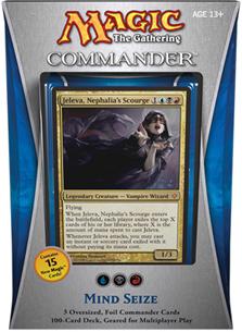 Commander 2013: Mind Seize (Blue/Black/Red)